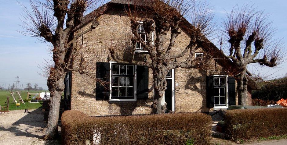 Mooi oud huis zeeland op foto - Huis verlenging oud huis ...