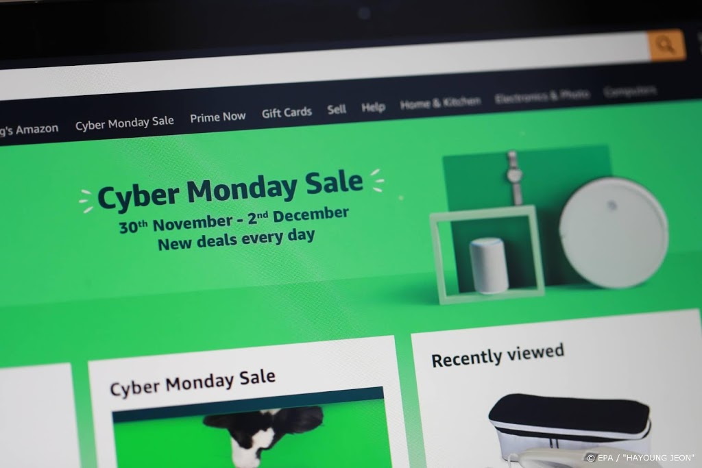 Cyber Monday drukste dag ooit in VS