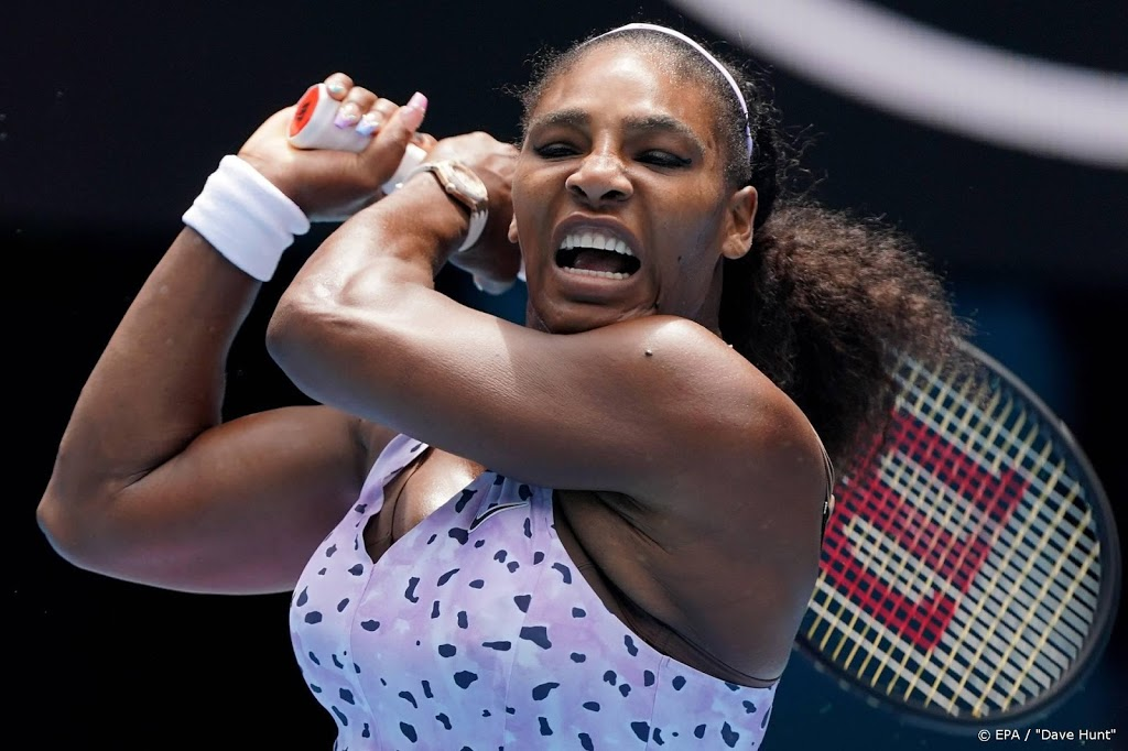 Serena Williams is voornemens in New York en Europa te spelen