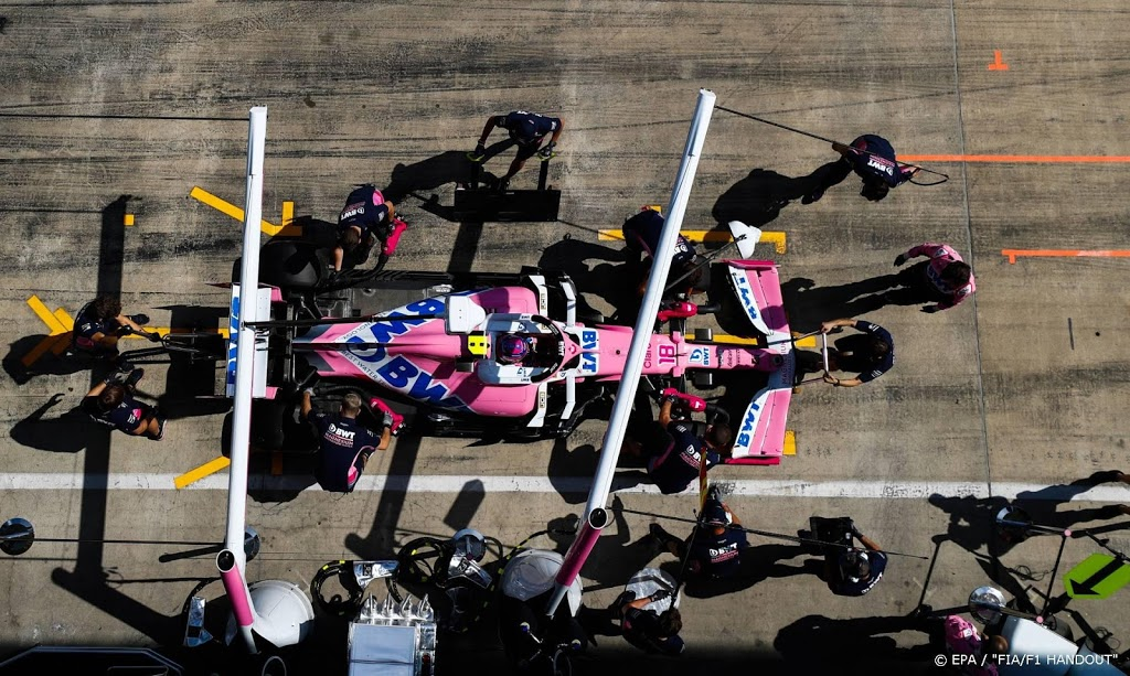 Formule 1-team Racing Point betreurt beschuldiging van plagiaat