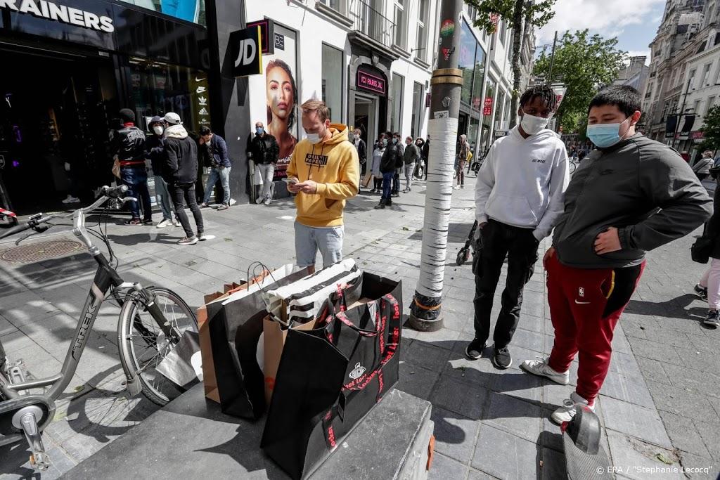België scherpt coronamaatregelen aan