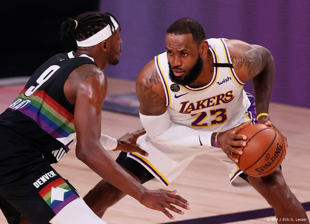 Basketbalvedette LeBron James onthutst na besluit in zaak Taylor