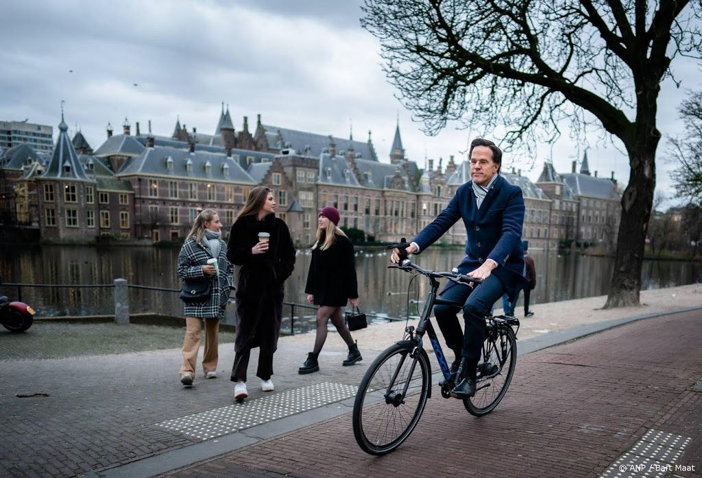Rutte passeert Drees in race om recordtijd in Torentje