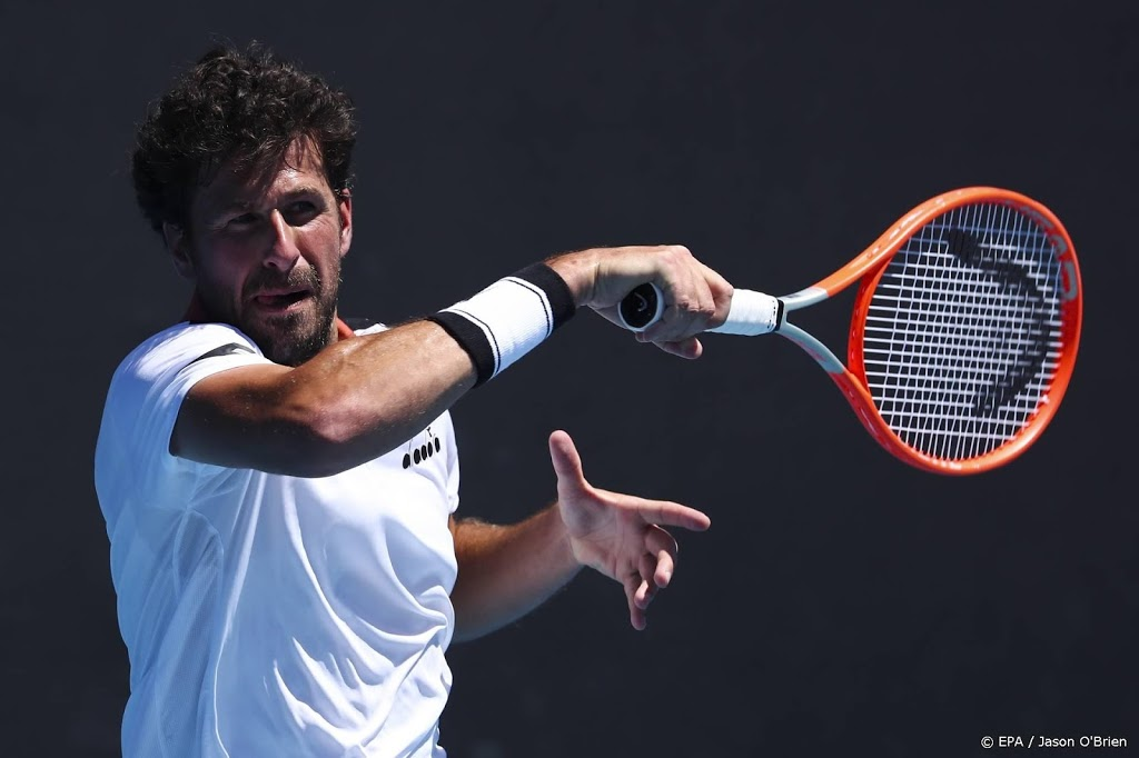 Tennisser Haase treft Murray in eerste ronde in Ahoy