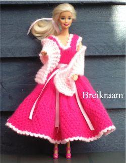 Barbie - Blij dat ik brei
