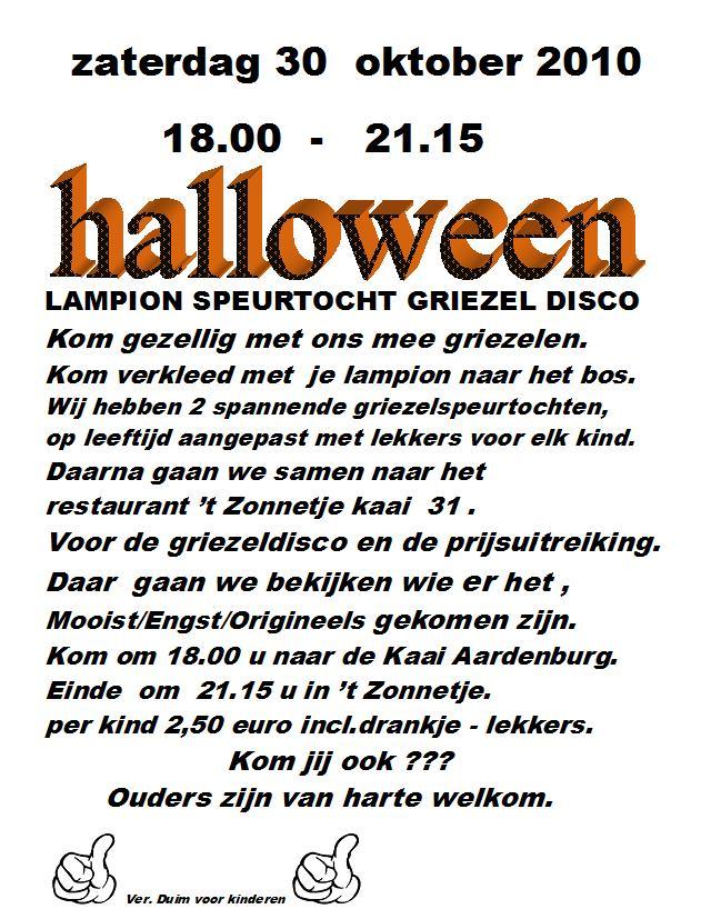 Halloween 30 Oktober.Halloween 30 Oktober Aardenburg Duimvoorkinderen