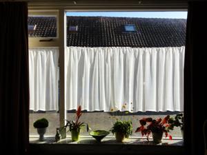 Aankleding raam woonkamer - Wat maak je me nou!