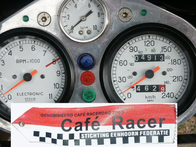 Cafe Racer dag in Achterveld