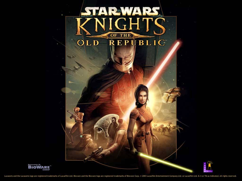 StarWars Knights of the Old Republic