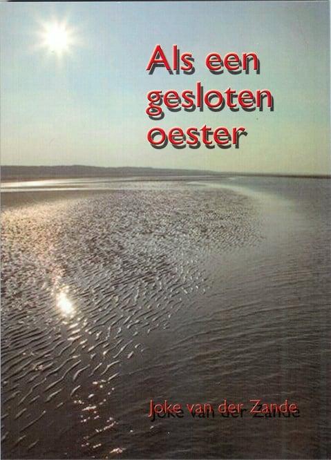 Als een gesloten oester